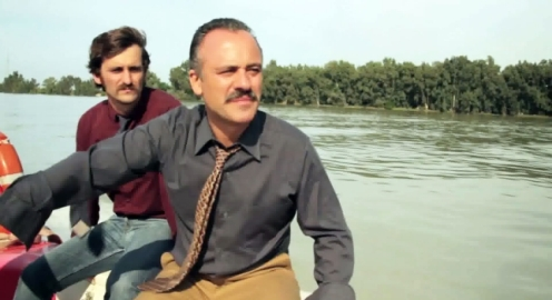 Javier Gutiérrez y Raúl Arévalo