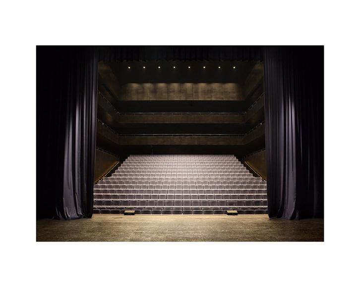 Auditorio de la Música Águilas, España. Barozzi veiga Arquitectos. Año 2012.