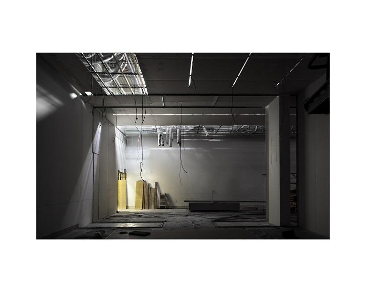 Museo Nacional Reina Sofía Madrid, España. Juan Herreros Arquitecto. Año 2011.