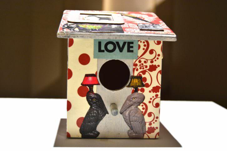 """Caja de pájaro"", 2012. Fotografía de Merche Medina"