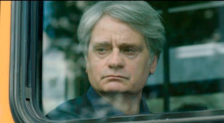 Claudio Bigagli en un fotograma de la película '6 en el autobús'. Mostra Viva