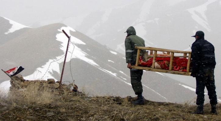 Fotograma de 'Desconocido', de Salah Salehi, Premio al Mejor Mediometraje de La Cabina. Imagen cortesía del Festival Internacional de Mediometrajes La Cabina.