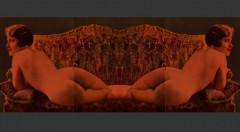 Solapa del libro 'Diccionario erótico' de Rafael Solaz. Imagen cortesía del autor.