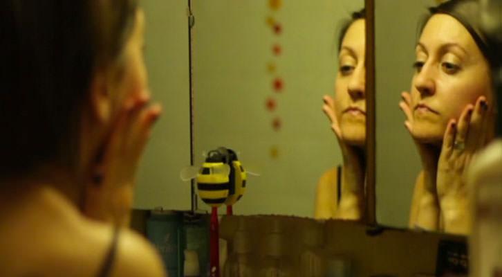 Fotograma del cortometraje 'Ella soy yo', de Anneli Ström. Imagen cortesía de Cortometrajes por la Igualdad.
