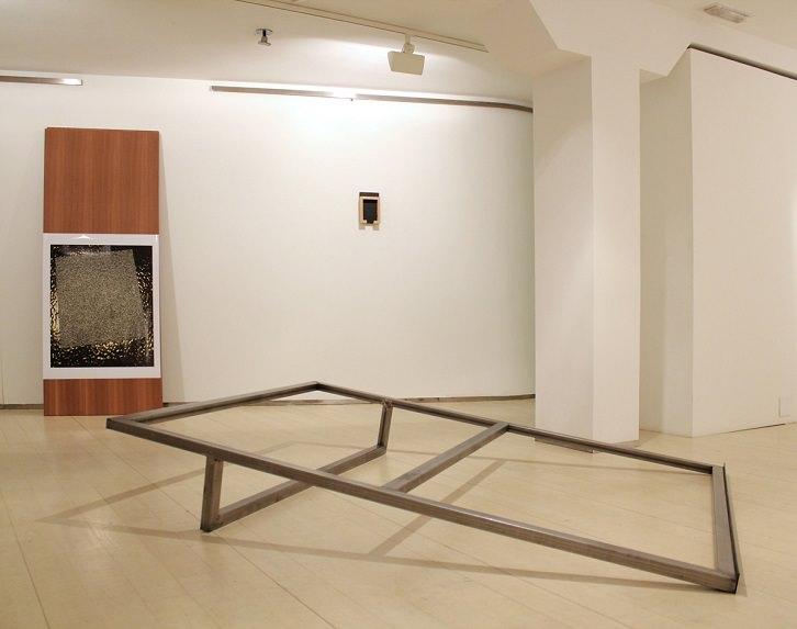 Peso, Ion Macareno. Imagen cortesía de la galería.