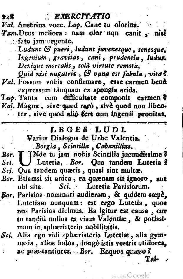 Texto recuperado de Luis Vives. Imagen cortesía de Francesc Hernàndez.