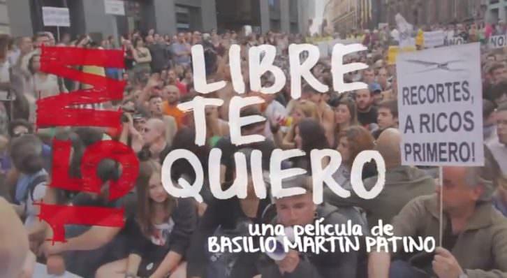 Imagen del arranque de la película 'Libre te quiero', de Basilio Martín Patino, con la que Racio City inicia su propuesta Filmolution. Imagen cortesía de Radio City.