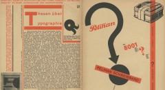 Merz, nº 11- 1924portada