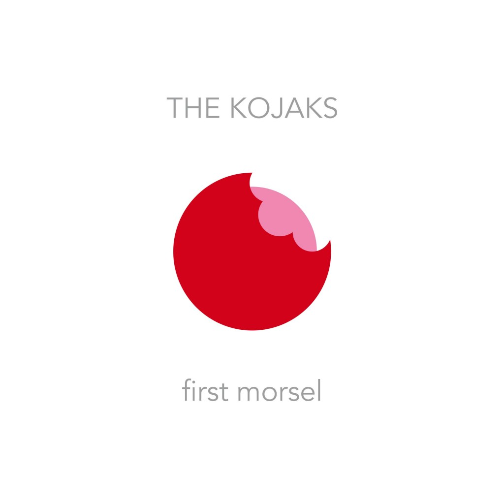 "The Kojaks. Portada ""First Morsel""."