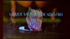 """Fotograma de """"Lavado de imagen"""", de La Fulminante. Fotografía de Jose Ramón Alarcón."""