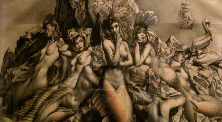 Obra de Josep Renau, artista incluido en uno de los ejes de la programación del IVAM para 2015.