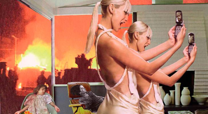 Obra de Martha Rosler, artista integrada en la Programación del IVAM para 2015.