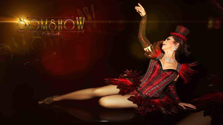 Cartel anunciador del espectáculo Somshow. Imagen cortesía de Sala Russafa.