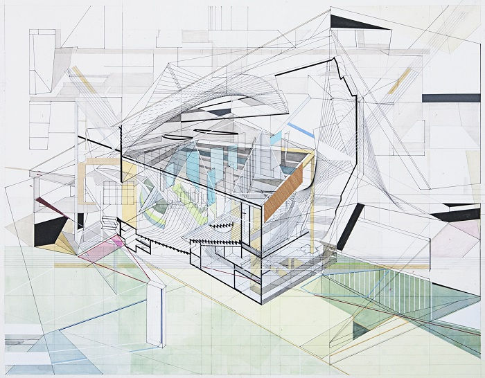 Contraespacios, Guillem Juan. Imagen cortesía del artista