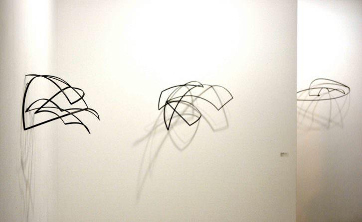 """""""Geometrías del Horizonte I, II y III"""" (2014)"""