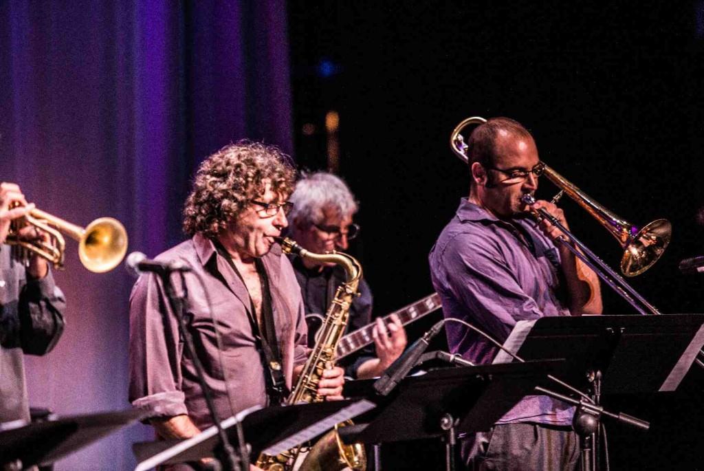 Albert Palau será uno de los músicos que participarán en el Festival de Jazz de la UPV. Imagen cortesía de la UPV.