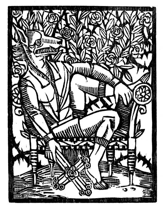 """""""Le Rosicruchien"""". Imagen por cortesía de Agathe Pitié."""