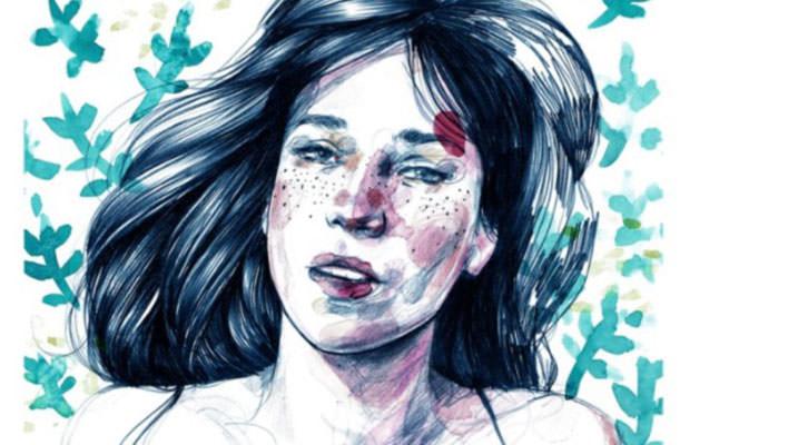Detalle del cartel de 'Alicia en Wonderland', obra de Paula Bonet, que dirige Chema Cardeña. Imagen cortesía de Sala Russafa.