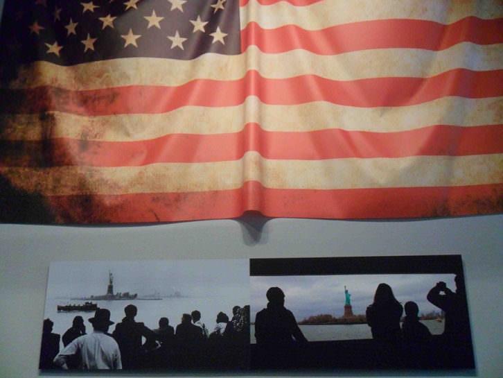 Barras y estrellas. Los valencianos y los USA. Museu Valencià d'Etnologia.
