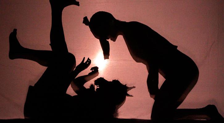 Imagen de una de las obras del festival Contaria.
