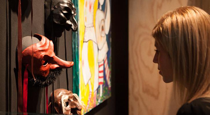 Exposición 30 anys a l'Escalante en el MuVIM. Cortesía del Centre Teatral de la Diputación de Valencia.
