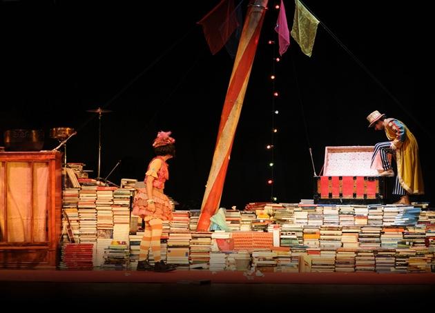 Obra teatral programada en El Escalante. Cortesía del Centre Teatral de la Diputación.
