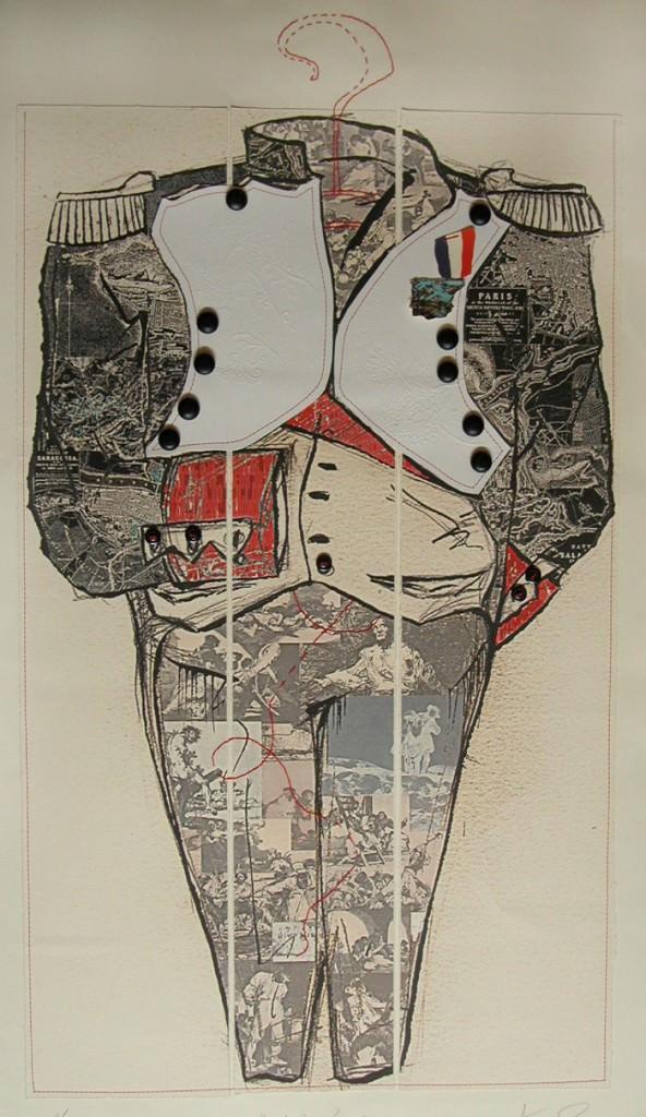 Ilustración de Xus Bueno para el proyecto '1808-2008. La Revisión'.