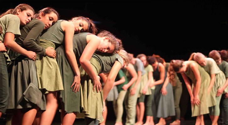 Imagen de 'Five days to dance', de Rafa Molés y Pepe Andreu. Imagen extraída de la web de la productora SUICAfilms.