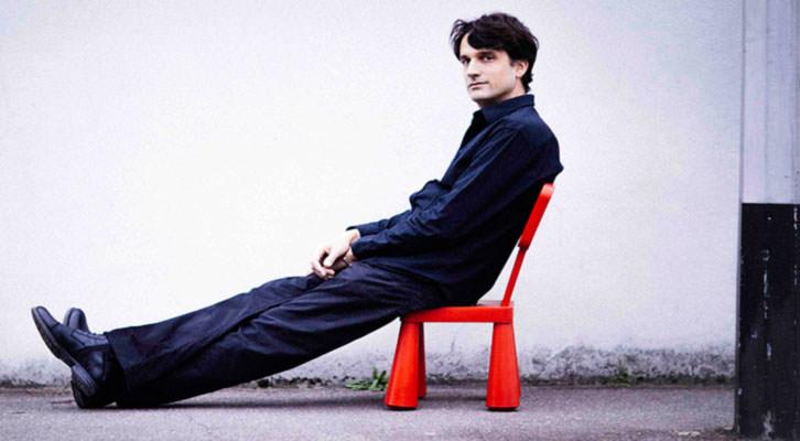 El pianista Baptiste Trotignon. Fotografía de Helene Pambrun, por cortesía de Jimmy Glass.