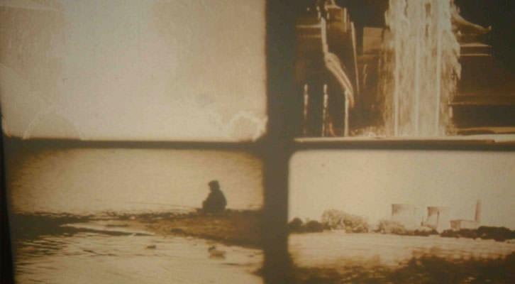 Obra de Pepa L. Poquet en 'Mar-Mar'. Octubre Centre de Cultura Contemporània.