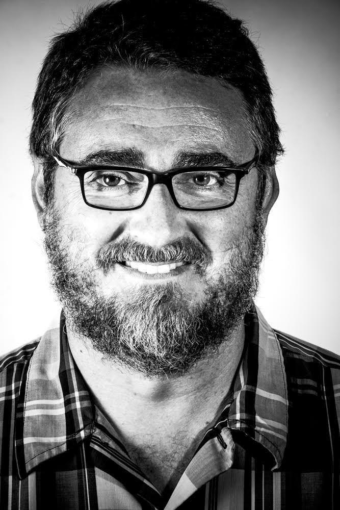 Pablo Sebastiá, autor de 'La sonrisa de las iguanas'. Imagen cortesía del autor