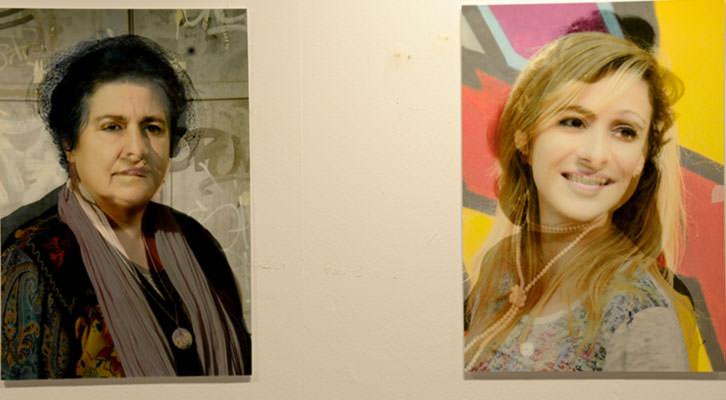 Obra de Luis Urquieta en la muestra 'Mar-Mar' del Octubre Centre de Cultura Contemporánia. Imagen cortesía de Mostra Viva.
