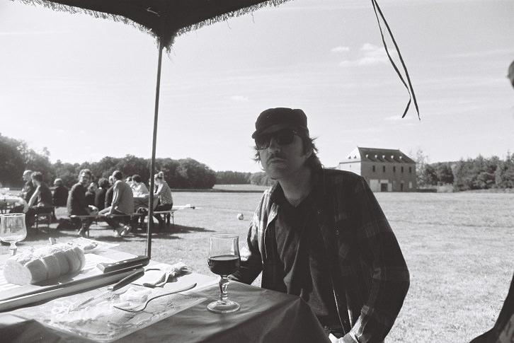 El cine, Alberto Serra. Imagen cortesía de la organización