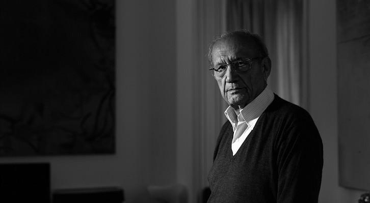 El cine, Pere Portabella. Imagen cortesía de la organización