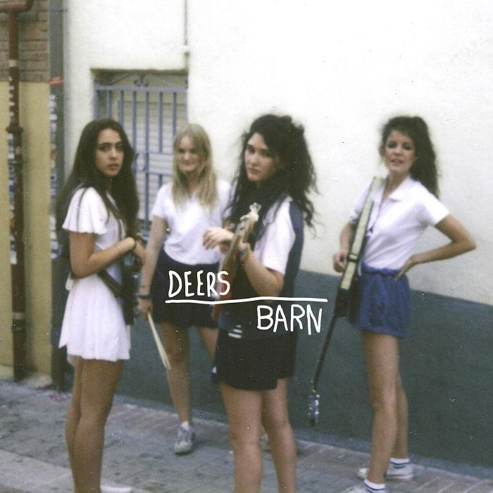 Deers Barn, banda confirmada del festival. Imagen cortesía de la organización