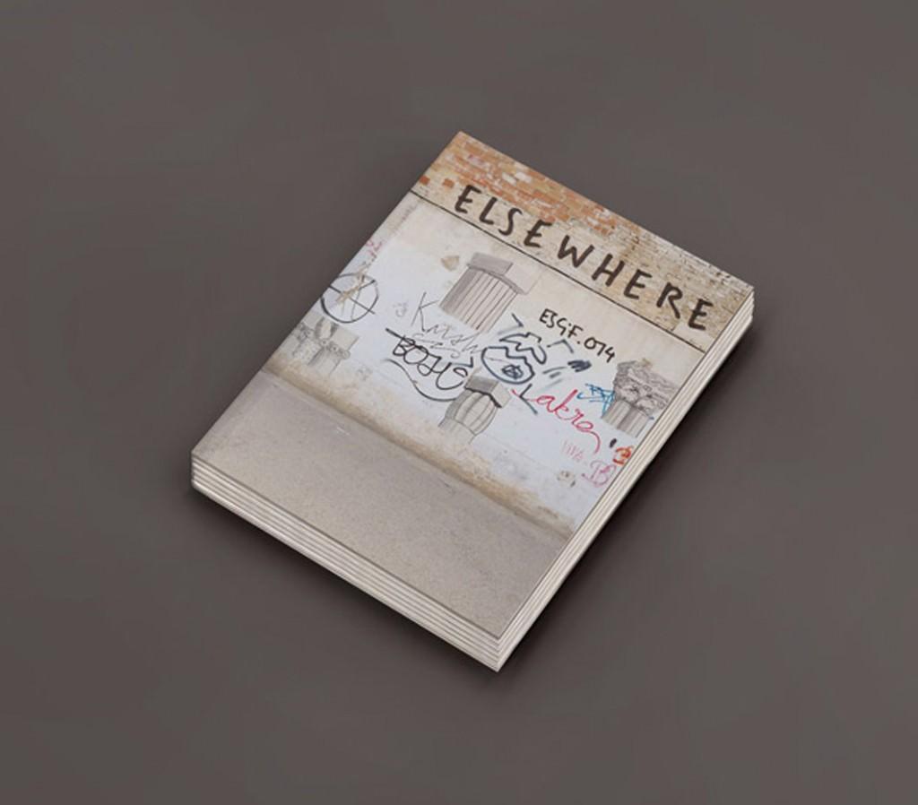 """""""Elsewhere"""", por Escif."""