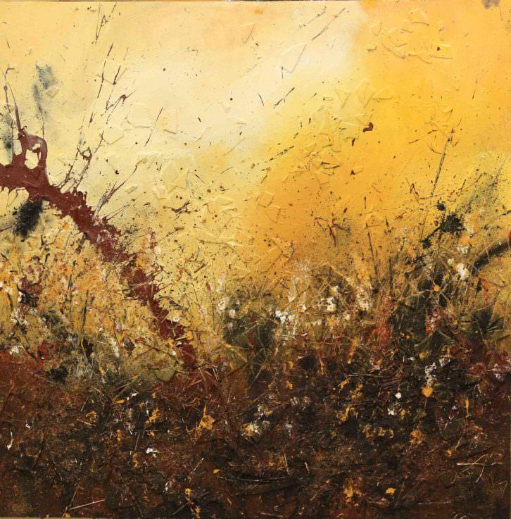 """""""Undergrowth"""", Marcos Tamargo (2014). Imagen cortesía del artista."""