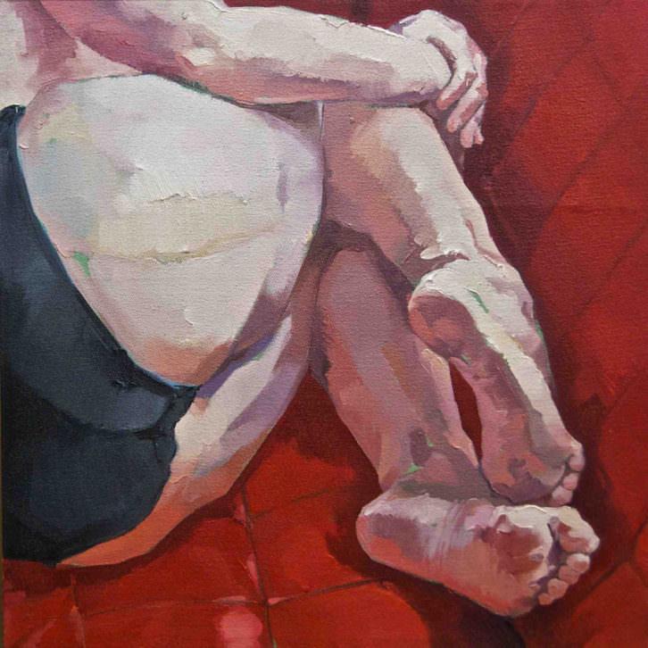 Obra de Alejandro Casanova. Imagen cortesía de Galería Imprevisual.