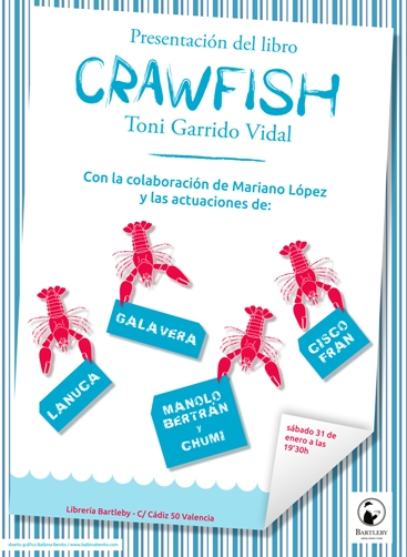 CRAWFISH - cartel - MAKMA