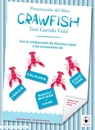 CRAWFISH - cartel - MAKMA