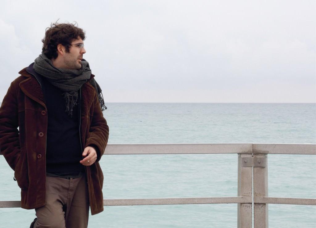 Edu Comelles. Foto: Manu Marpel