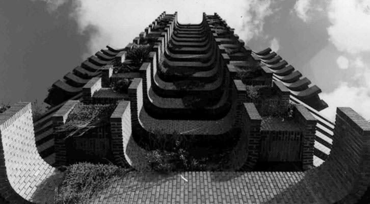 La Pagoda de Valencia, obra de Antonio Escario. Imagen cortesía de Javier Domínguez.