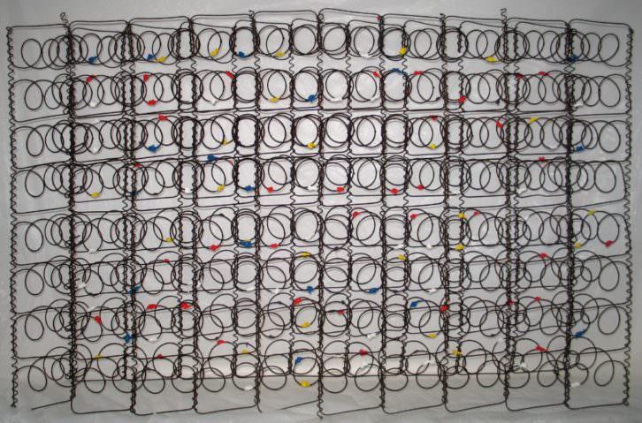 Obra de Lorenzo Belenguer. Cortesía de Art Rooms.