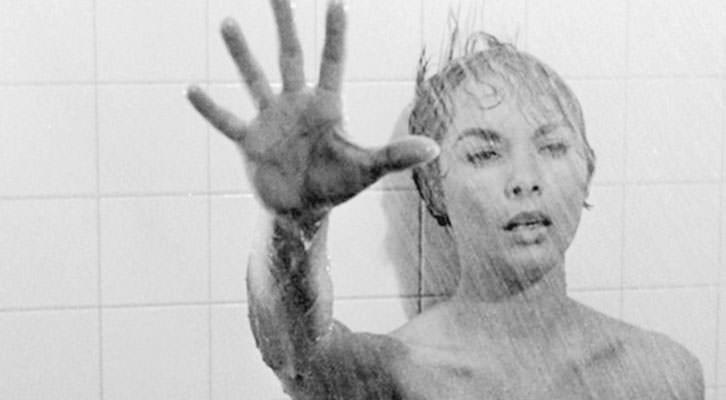 Fotograma de 'Psicosis', de Alfred Hitchcock, película analizada en el seminario de Jesús González Requena en la Universidad Complutense de Madrid, referida en 'El texto y el abismo', de Maite Gobantes.