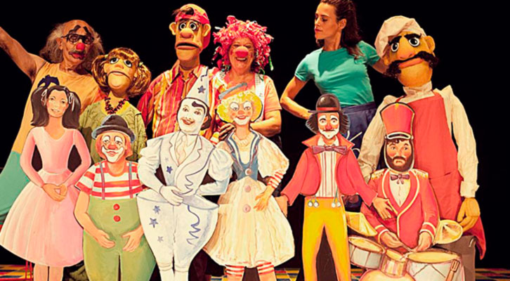 Ya Está! de PTV Clowns. Imagen cortesía del Escalante.