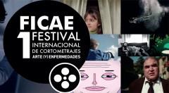 Cartel anunciador del FICAE. Universitat Politècnica de València.