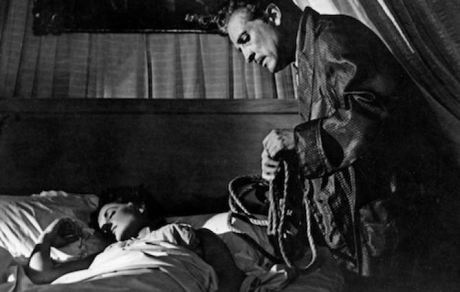 Fotograma de 'El', de Luis Buñuel. Básicos de La Filmoteca.