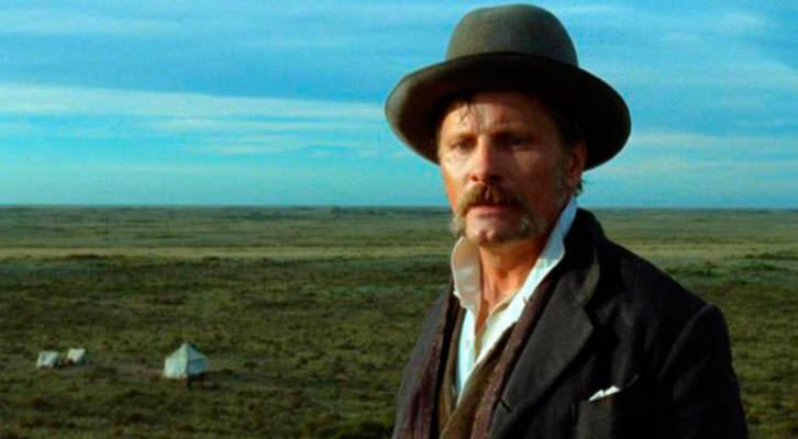 Viggo Mortensen en un fotograma de 'Jauja', de Lisandro Alonso.