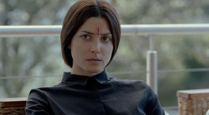 Barbara Lennie en un fotograma de 'Magical girl', de Carlos Vermut.
