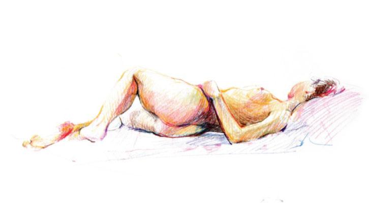 Obra de Pilar Redón. La Llotgeta.